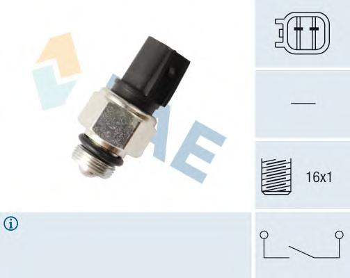40596 Выключатель фонаря з/х FORD Focus II