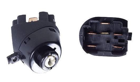 6N0905865 Группа контактная замка зажигания / VW 88~99