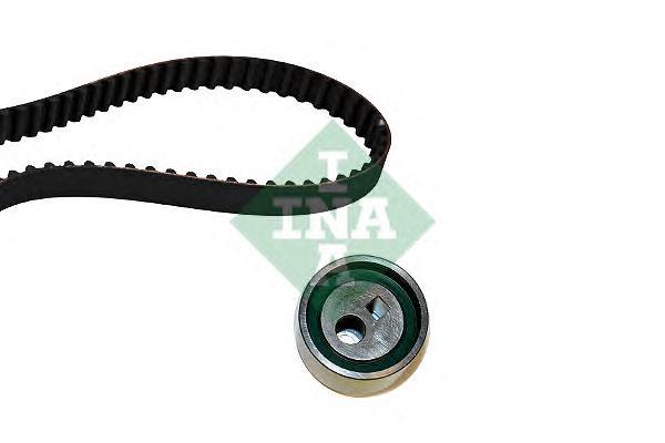530023310 Комплект ремня ГРМ PEUGEOT BOXER/FIAT DUCATO 2.0D 96-02 (Z=114)
