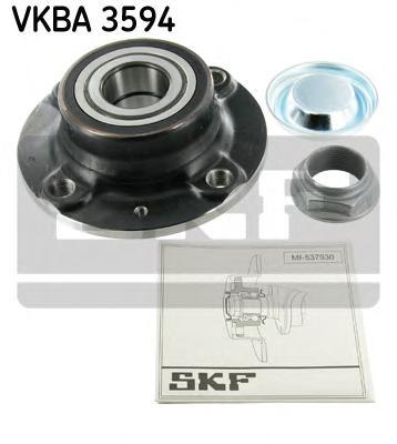 VKBA3594 Подшипник ступичный CITROEN: C5 01-04, C5 04-, C5 Break 01-04, C5 Break 04-