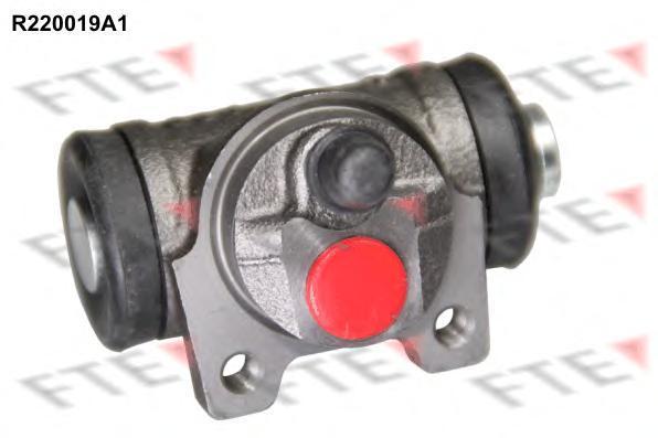 R220019A1 Цилиндр тормозной рабочий CITROEN: BERLINGO (MF) 1.1 i (MFHDZ)/1.4/1.4 GNC/1.4 bivalent/1.4 i (MFKFX)/1.4 i bivalent/1