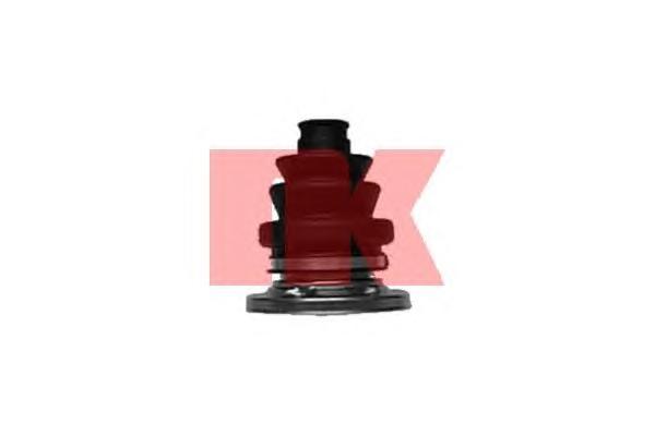 523609 Пыльник ШРУСа наружный-комплект / OPEL Omega-A , Senator-B  86~