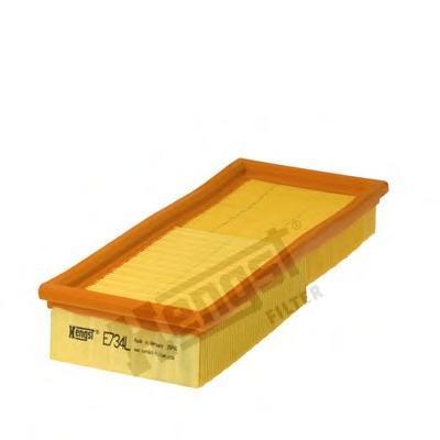 E734L Фильтр воздушный CHRYSLER: CROSSFIRE 3.2 03-07, CROSSFIRE ROADSTER 3.2 04-07 MERCEDES-BENZ: SLK (R170) 320 (170.465) 96-04