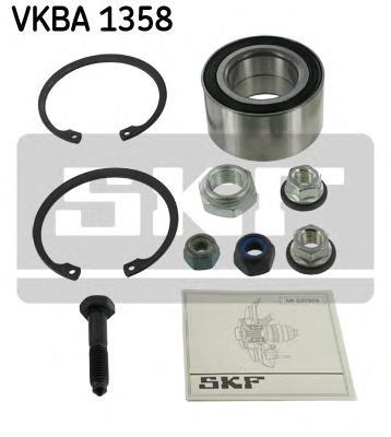 VKBA1358 Подшипник ступ.VW PASSAT/CADDY/GOLF/JETTA 83-04 пер.
