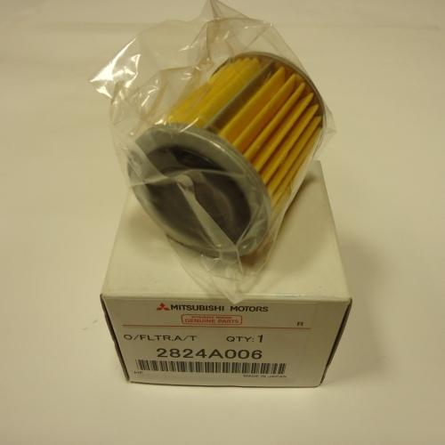 2824A006 Фильтр охладителя масла акпп ASX/ЛАНСЕР X/АУТЛЕНДЕР12