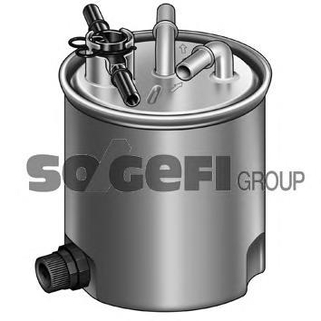 FCS759 Фильтр топливный NISSAN: QASHQAI 07-, X-TRAIL 07- RENAULT: KOLEOS 08-