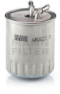 WK8223 Фильтр топливный MB W211/220/463 400CDI