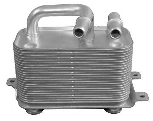 31191 Радиатор масляный BMW 5(E60) 03-10, 7(E65)