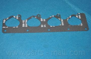 P1LA013 Прокладка впуск.колл. HYUNDAI i30/ELANTRA 06-/TUCSON/MATRIX
