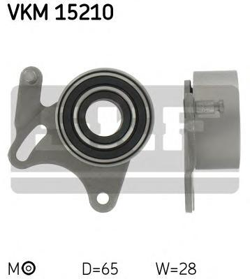 vkm15210 Ролик натяжной ремня ГРМ Opel Corsa 1.5D/TD 83