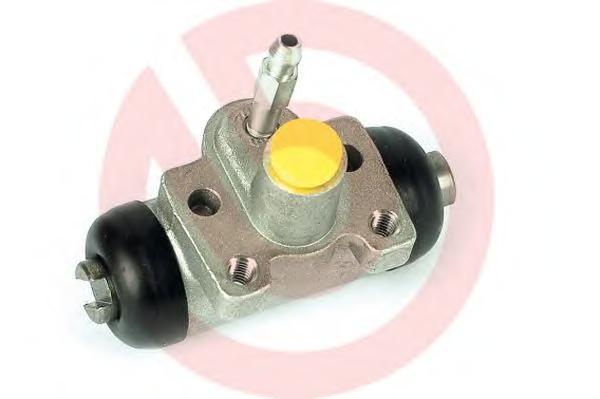 A12842 Цилиндр торм.раб.HONDA CIVIC/CR-V 99-06/HR-V 99- прав.