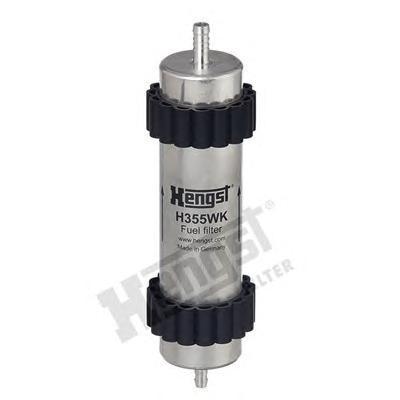 H355WK Фильтр топливный AUDI: A6 10-, A6 Allroad 12-, A6 Avant 11-, A7 Sportback 10-