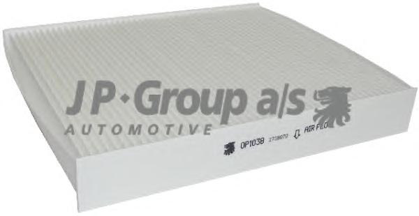 1528100500 Фильтр вентиляции салона / FORD Focus-II,S-MAX,C-MAX,Galaxy,Mondeo-IV;VOLVO C30,S40,V50,C70 10/03~