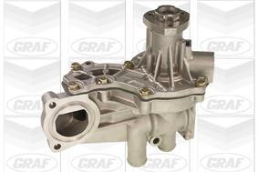 PA1105 Насос водяной AUDI/VW 1.6/1.8/1.9TD/2.0 99 (с корпусом/усиленное оснащение)