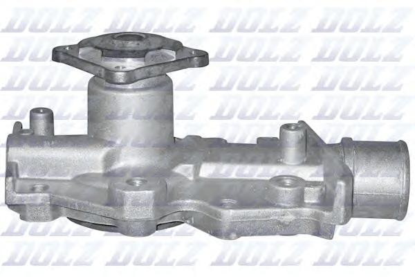 F125 Насос водяной Ford Escort/Orion/Fiesta 1.6i/1.8i 16V 90-