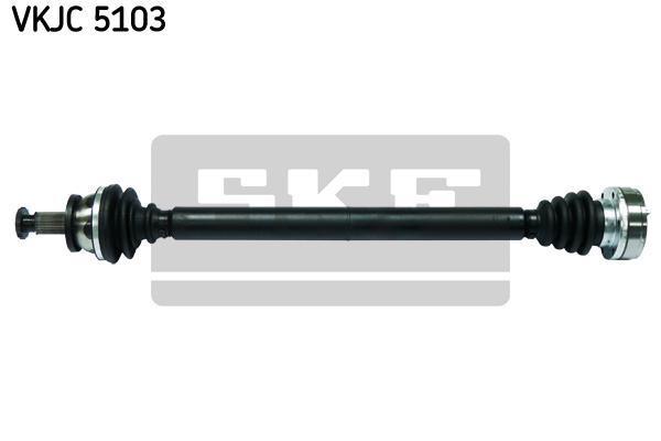 VKJC5103 Вал приводной в сбореR VAG Fabia, Polo