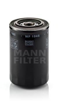 WP1045 Фильтр масляный MITSUBISHI PAJERO 2.8D/3.2D/CANTER 2.8D/3.9D