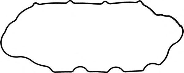 715401100 Прокладка, крышка головки цилиндра