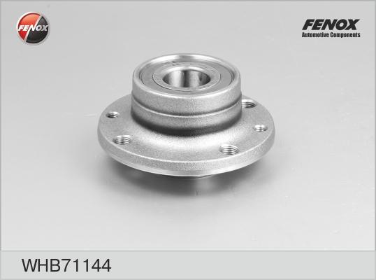 WHB71144 Ступица с подшипником ALFA ROMEO 145/146/155/FIAT BRAVA/BRAVO/MAREA/TIPO 93-зад.
