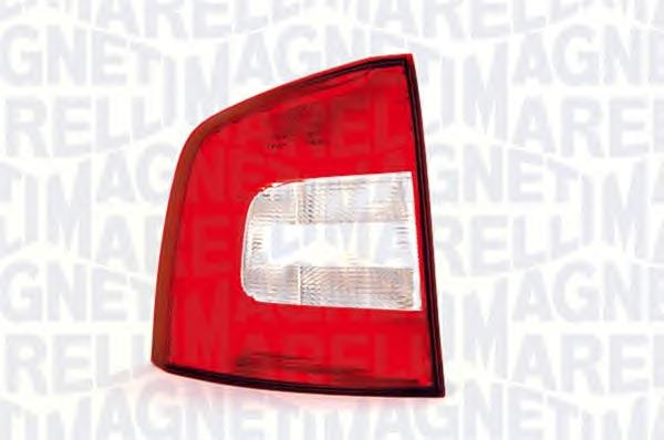 714021701801 Фонарь Re R VAG Octavia 09-13