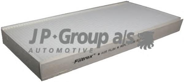 1228101100 Фильтр вентиляции салона / OPEL Corsa-C, Vectra-C, Signum