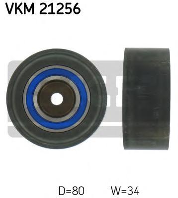 VKM21256 Деталь VKM21256_pолик обводной pемня ГPМ