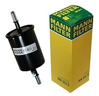 WK553 Фильтр топливный OPEL/GM