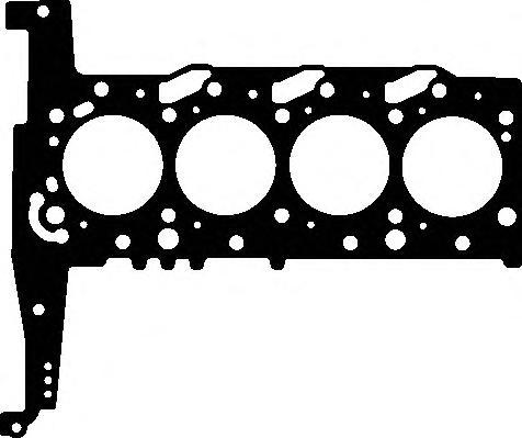 265391 Прокладка ГБЦ Ford Mondeo III 2.0TDCI 08/00