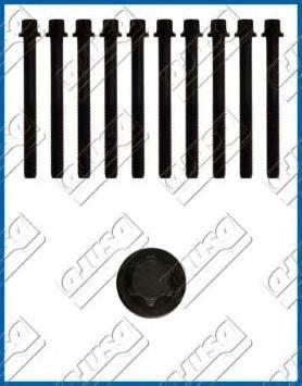 81005100 Комплект болтов ГБЦ CHEVROLET: CALIBRA 2.0 89-97