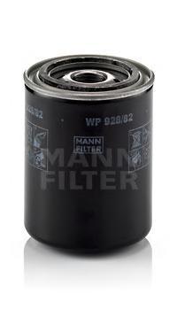 WP92882 Фильтр масляный NISSAN ALMERA/PRIMERA/TERRANO/FORD MAVERICK 2.7T