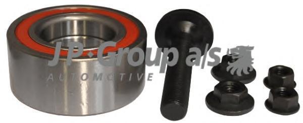 1141302110 Подшипник ступицы переднего колеса / A4, A8 94~