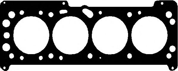 239394 Прокладка ГБЦ OPEL ASTRA/CORSA 1.4 Z14XE 98-