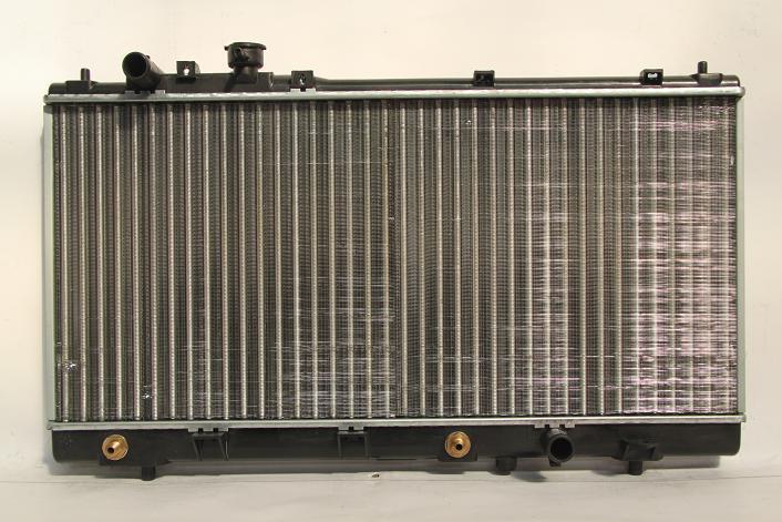 232404H Радиатор MAZDA 323 F 1.5/1.6 АКПП