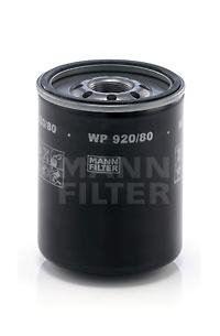 WP92080 Фильтр масляный OPEL FRONTERA/MONTEREY D