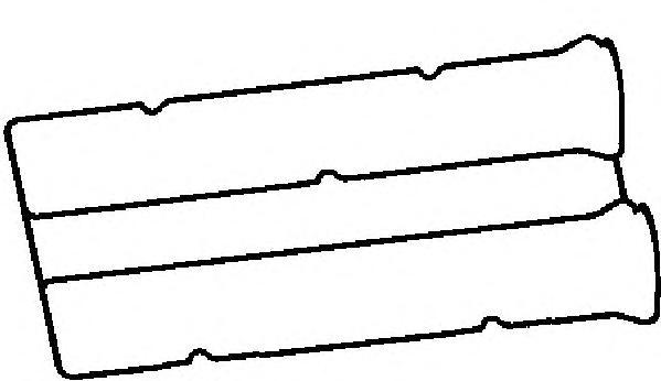 11096200 Прокладка клапанной крышки FORD FIESTA/FOCUS/MAZDA 3 1.25-1.6 16V ZETEC 95-