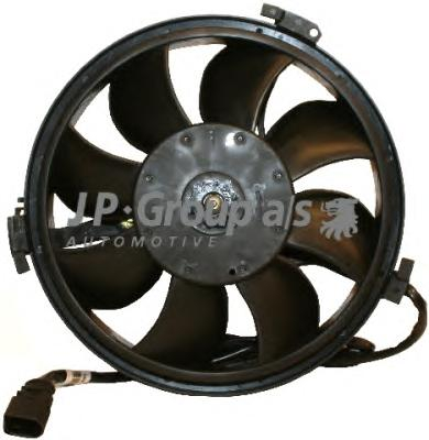 1199105300 Вентилятор радиатора (300Watt- 280mm) / AUDI A4, A6, A8, Allroad; VW Passat V 1.6-6.0 94~