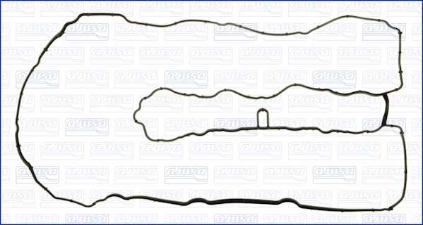 11118000 Прокладка клапанной крышки BMW 3(E90)/5(E60) 2.0 07-13