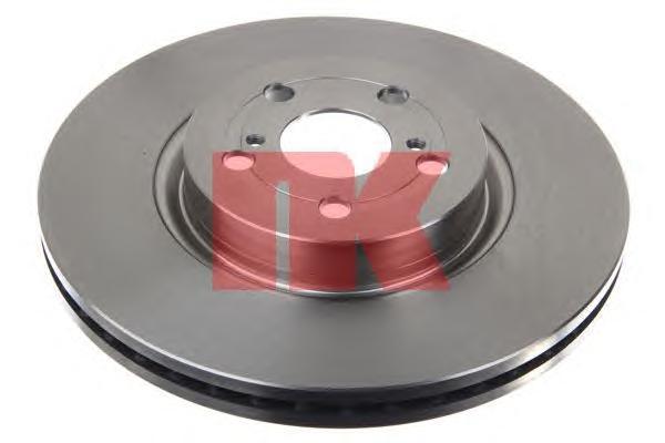204591 Диск тормозной TOYOTA AVENSIS 2.0-2.4 03- передний вент.
