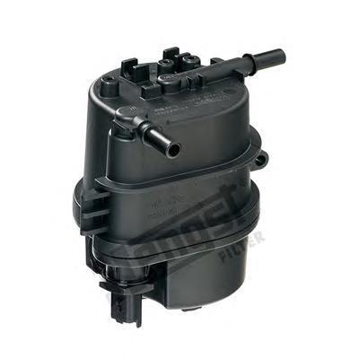 H54WK01 Фильтр топливный CITROEN: C1 (PM, PN) 1.4 HDI 05-, C2 (JM) 1.4 HDI 03-, C3 I (FC) 1.4 HDI 02-, C3 PLURIEL (HB) 1.4 HDI 0