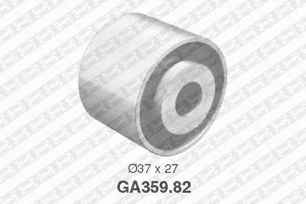 GA35982 Ролик ремня приводного PEUGEOT 306/PARTNER 1.9D 98-