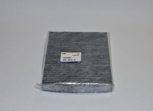 1315687 Фильтр салона угольный Фокус 2 C-MAX:S-Max:Galaxy