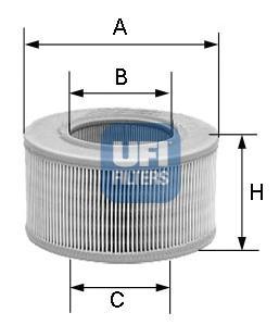 3003801 Воздушный фильтр