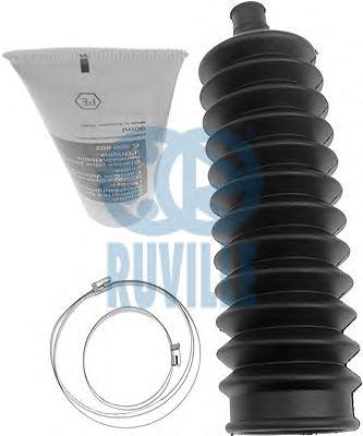 947001 Пыльник рулевой рейки (к-т) DAEWOO MATIZ (со смазкой) 98-