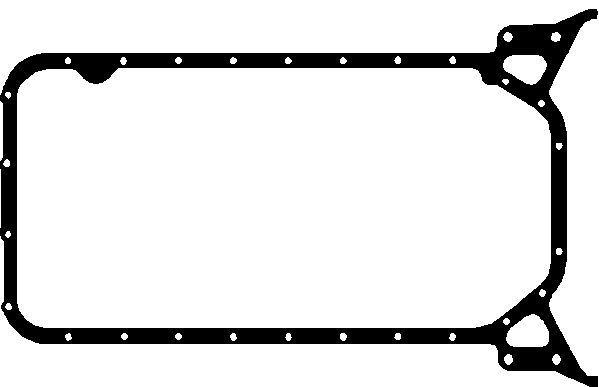 1022017 Прокладка поддона MB C-Classe W202 1.8 M111.9