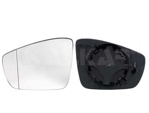 6402123 Зеркальное стекло, наружное зеркало