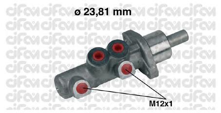 202367 Главный тормозной цилиндр