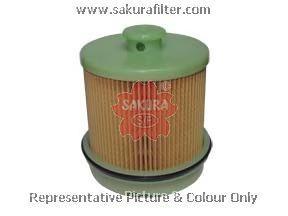 EF1509 Фильтр топливный элемент GENERAL MOTORS