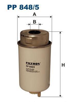 PP8485 Фильтр топливный FORD TRANSIT 2.0D/2.4D 00-06