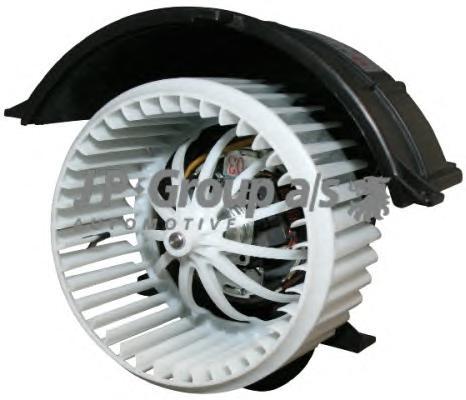 1126102100 Мотор отопителя салона с крыльчаткой / VW Touareg 03~