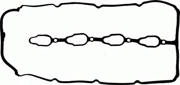 715349600 Прокладка клапанной крышки Kia Sorento 2.5CRDI D4CB 02